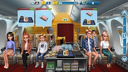 Screenshot 6: Airplane Chefs - Cooking Game