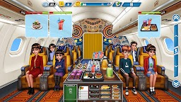 Screenshot 4: Airplane Chefs - Cooking Game