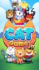 Screenshot 1: Cat Game - The Cats Collector!