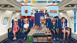 Screenshot 5: Airplane Chefs - Cooking Game