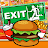 Escape From a Fast Food Shop