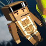 Icon: Blocky Army Battle Royale - Toon Multiplayer Game