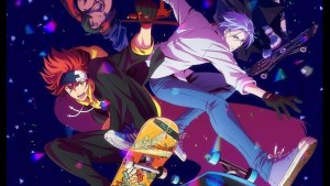 Sk8 the Infinity New Anime Project and Live-action Stage Plays Confirmed
