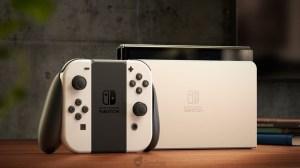 Nintendo Announces New Nintendo Switch OLED Model