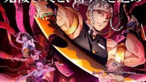 Demon Slayer: Kimetsu no Yaiba Season 2 Reveals 1st Key Visual