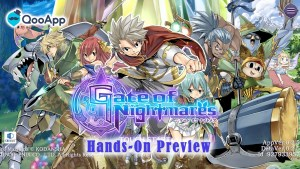 Gate of Nightmares Hands-On Preview: A New Fantasy Tale by Hiro Mashima
