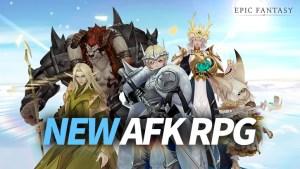 "Epic Fantasy Mobile RPG New Server ""Kaum"" Opens Now!"