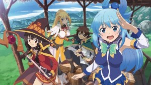 New KonoSuba Anime Project In-Production