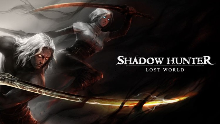 Shadow Hunter: Lost World is Officially LIVE!