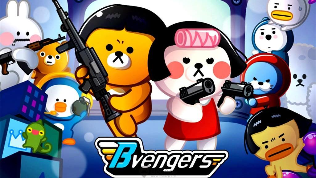드래곤플라이, 캐주얼 슈팅게임 신작 '비벤져스(BVENGERS)' 11월 11일 공식 출시