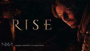 NXN, 유석호표 대형 MMORPG 'RISE' 인게임 플레이 영상 최초 공개