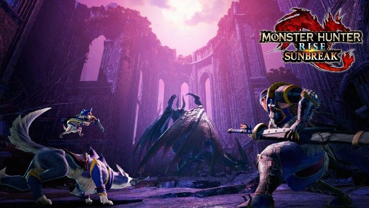 超大型擴充內容《Monster Hunter Rise: Sunbreak》預定2022年夏季發售